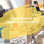 Dodecaedro. 12 viñetas para hacer planificación Anticipada